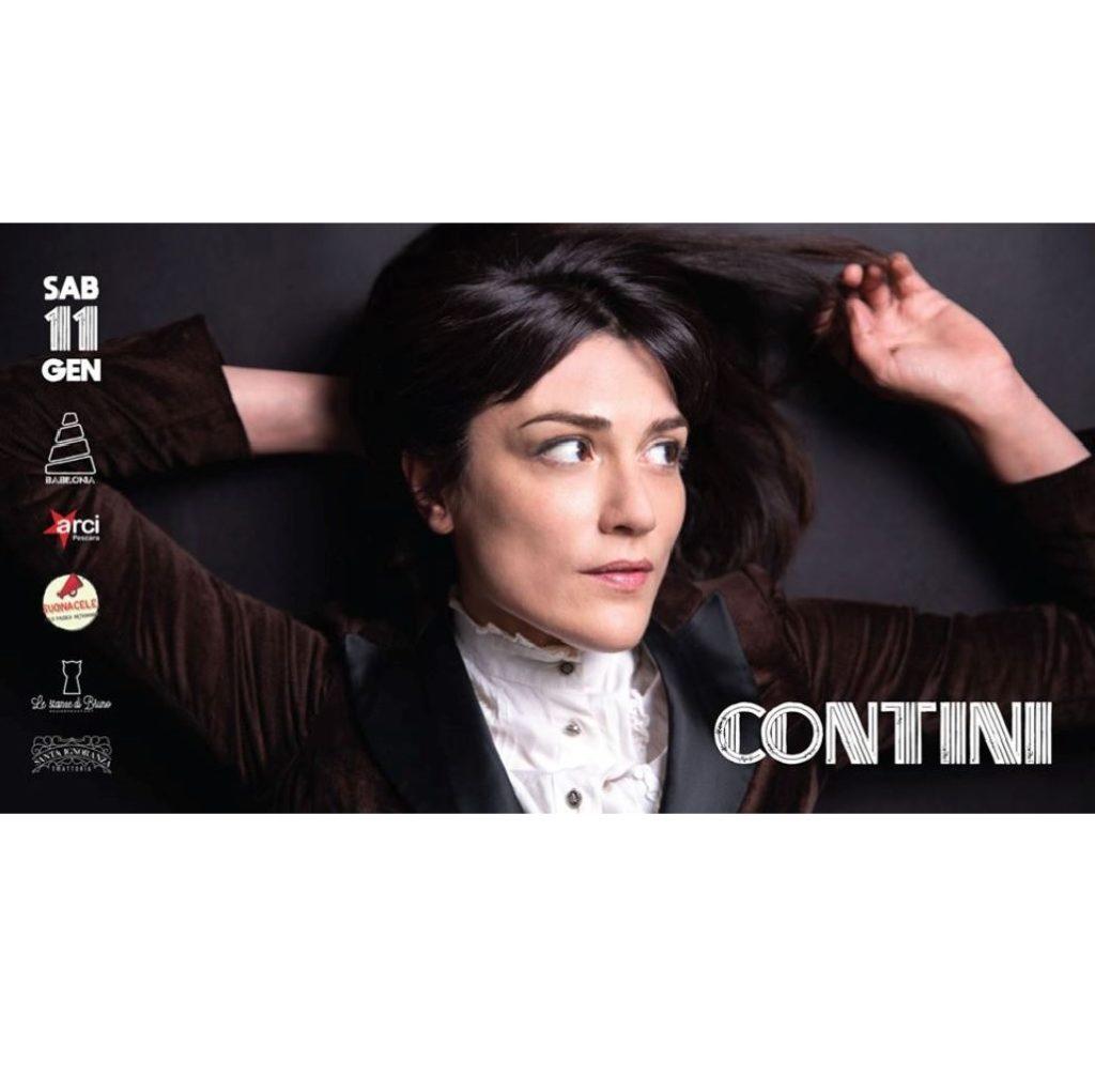 Alessandra Contini al Babilonia a Pescara foto