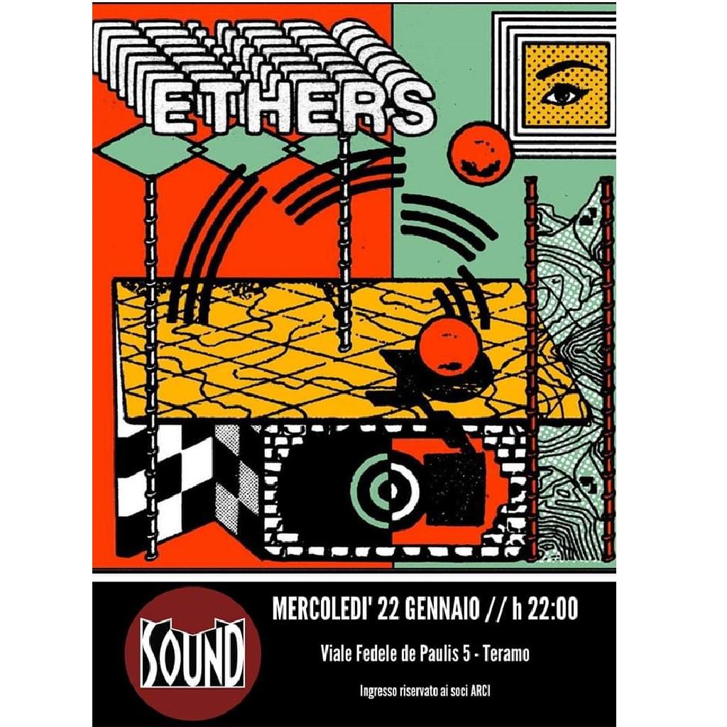 Ethers al Sound a Teramo foto