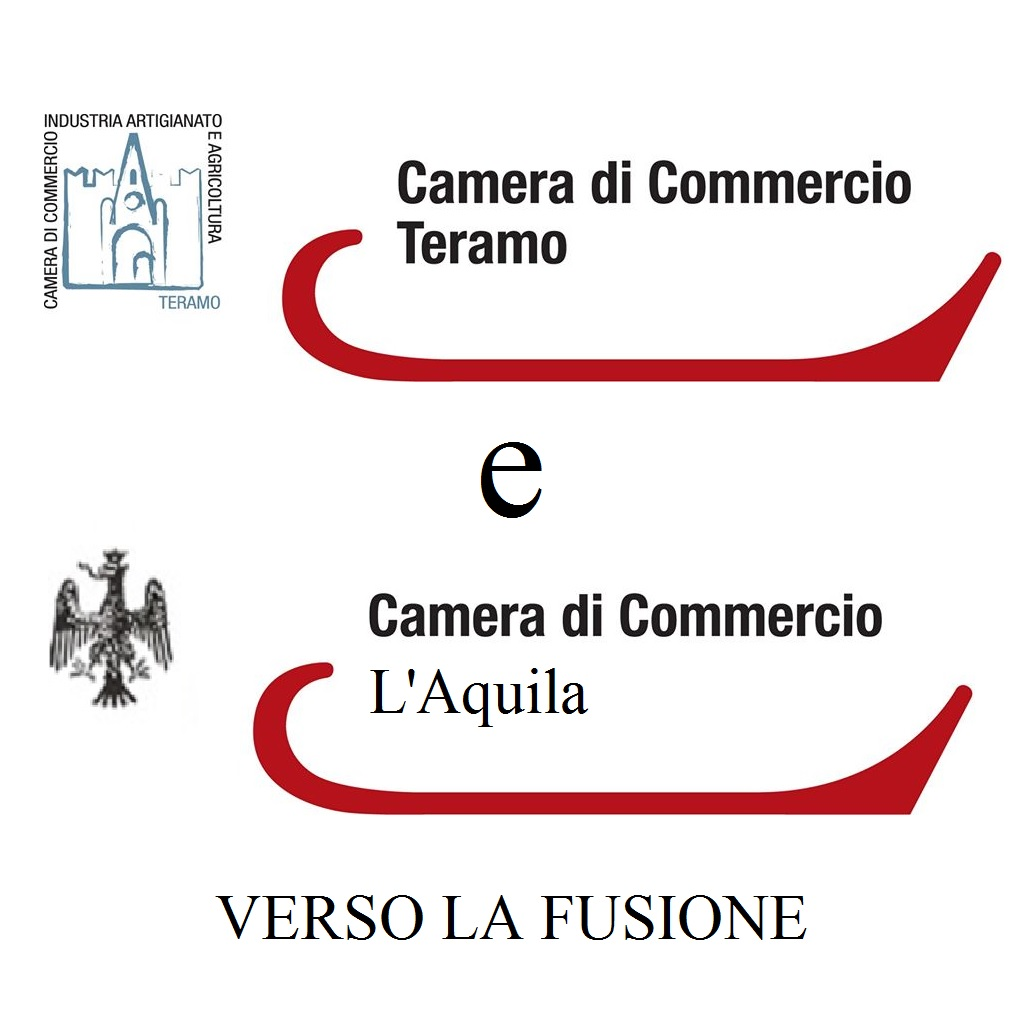 Fusione fra le Camere di Commercio di Teramo e L'Aquila foto