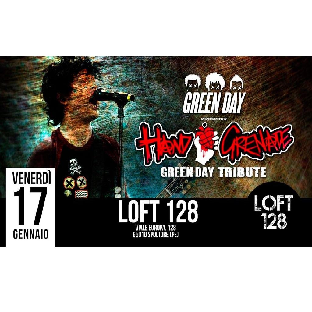 Hand Grenade – Green Day tribute band al Loft 128 a Spoltore (Pe) foto