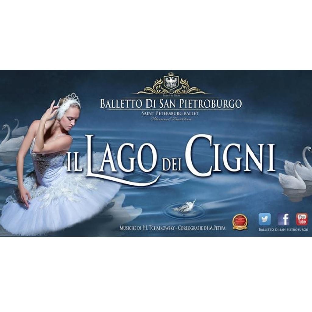 Il Lago dei Cigni al Teatro Comunale a Teramo locandina