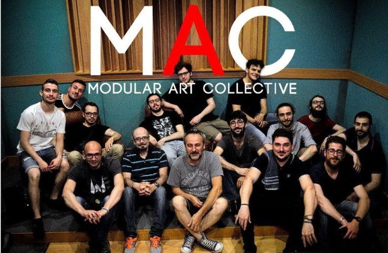 Marco Di Battista presenta in rete la musica del Modular Art Collective