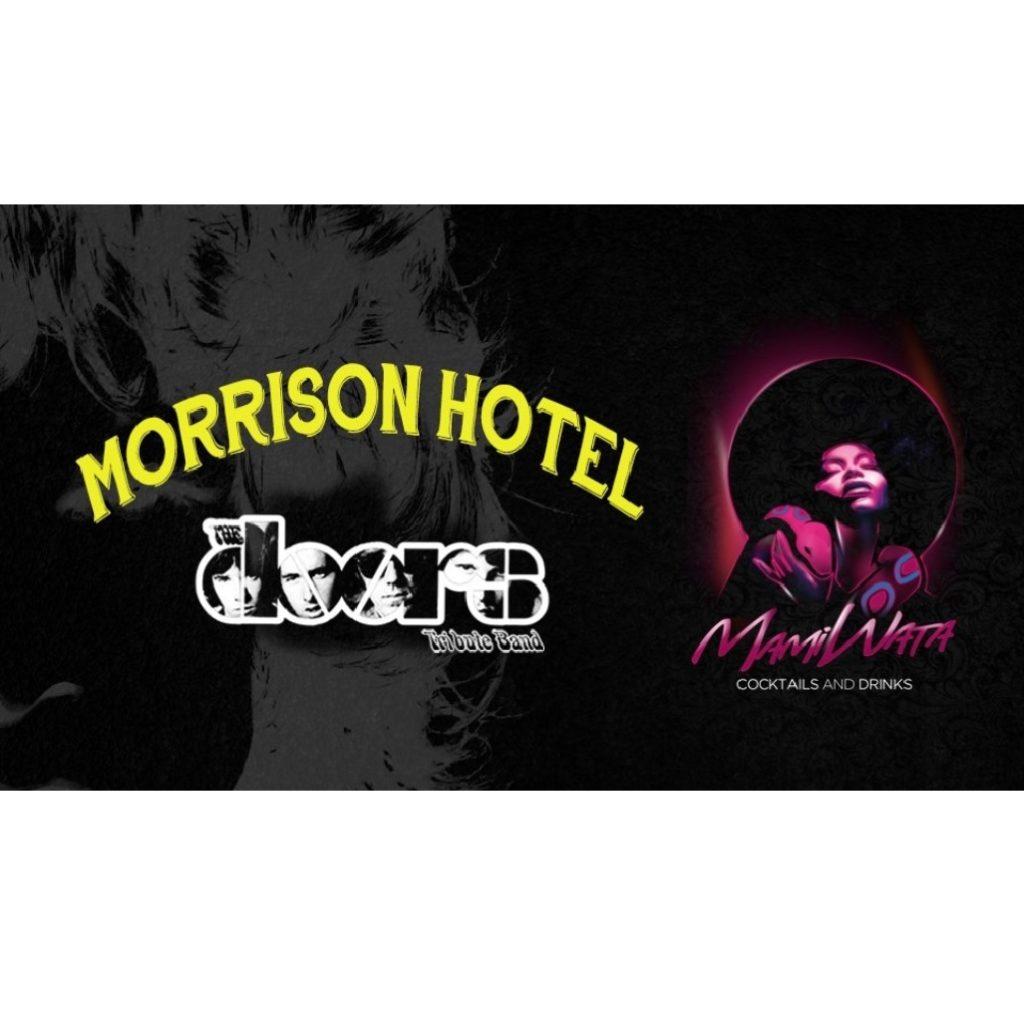Morrison Hotel live al Mamiwata locandina