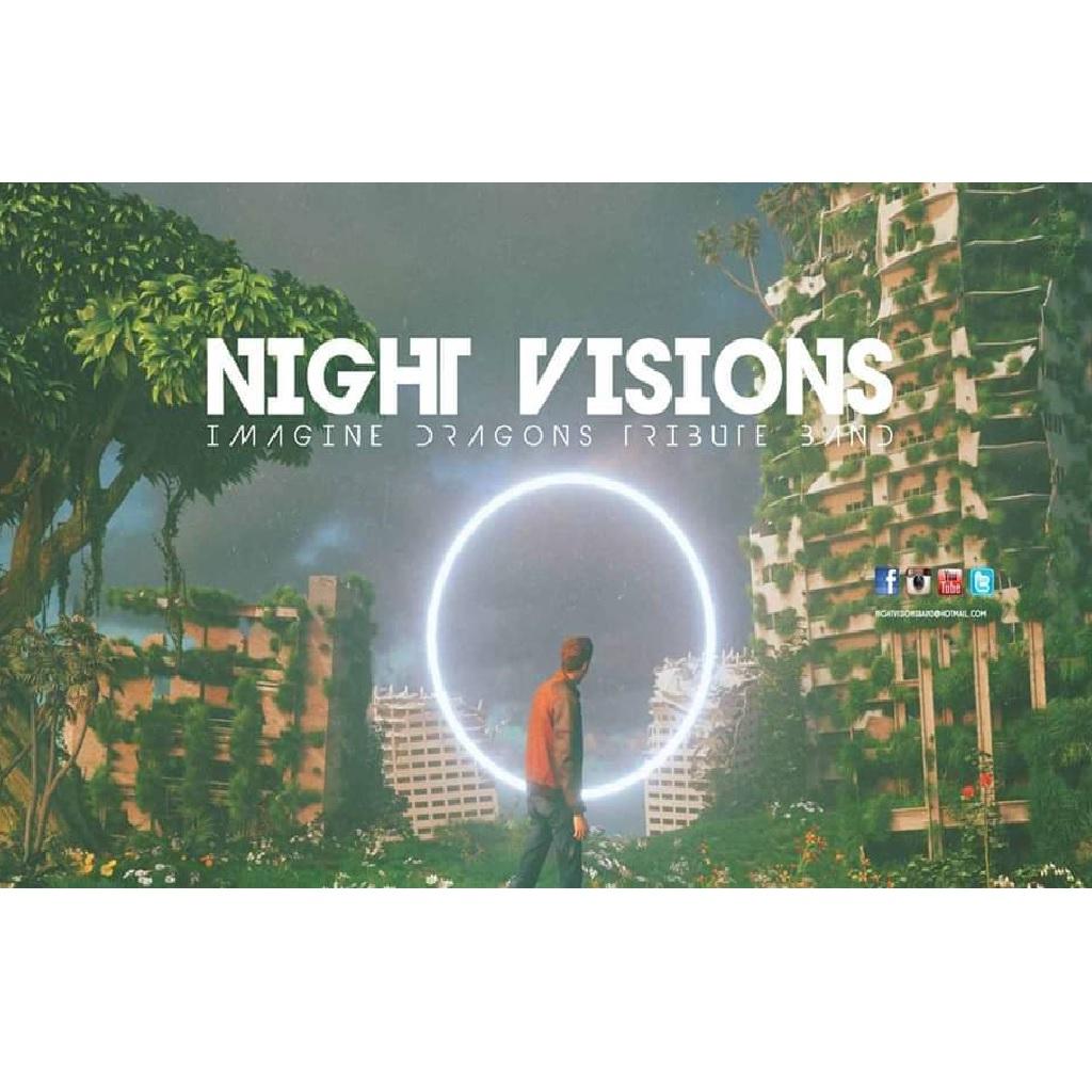 Night Visions – Imagine Dragons tribute al Mamiwata a Pescara foto