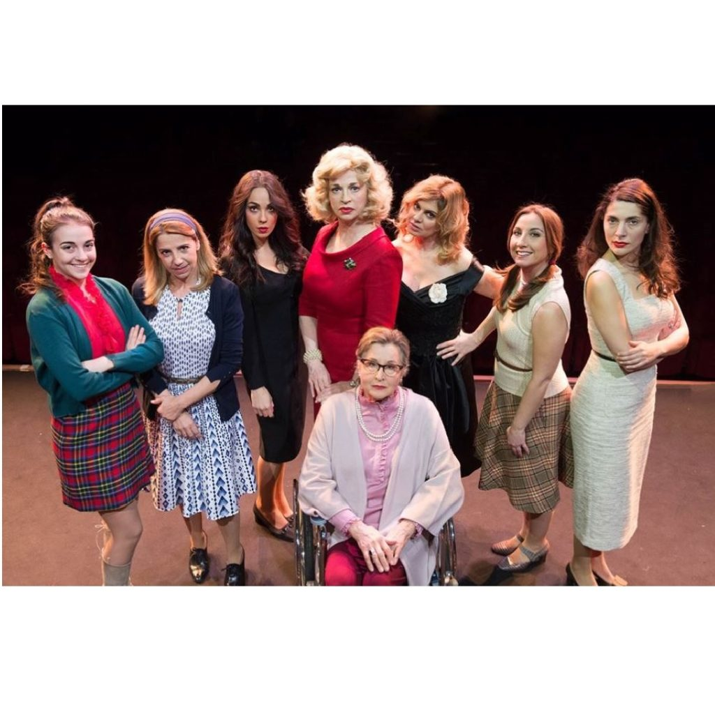 Otto donne e un mistero al Teatro Comunale di Atri foto