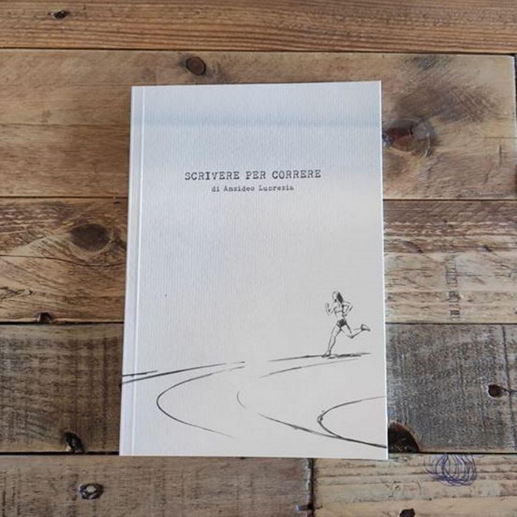 Presentazione del libro Scrivere per correre di Lucrezia Anzideo al Primo a Chieti foto