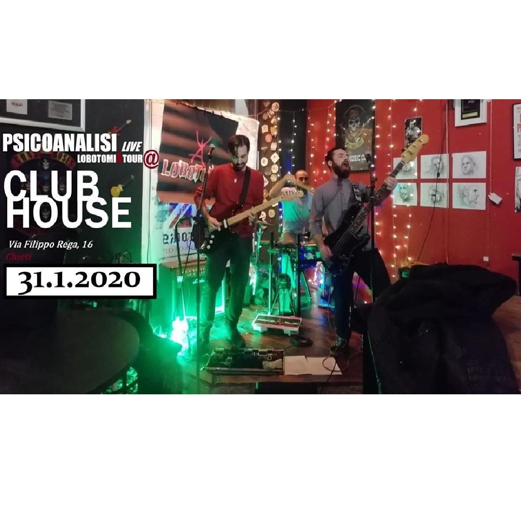 Psicoanalisi al Club House a Chieti foto