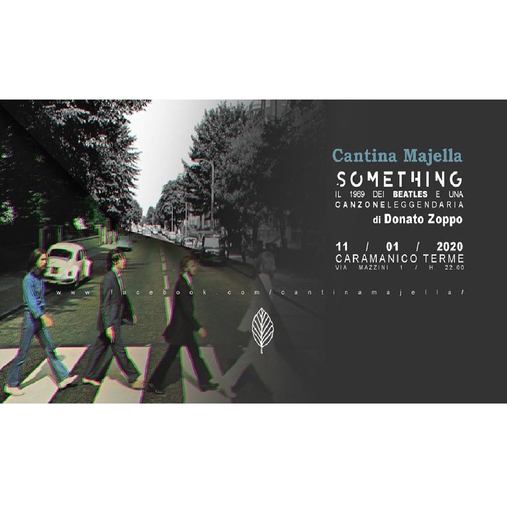 Something - Il 1969 dei Beatles ed una canzone leggendaria locandina