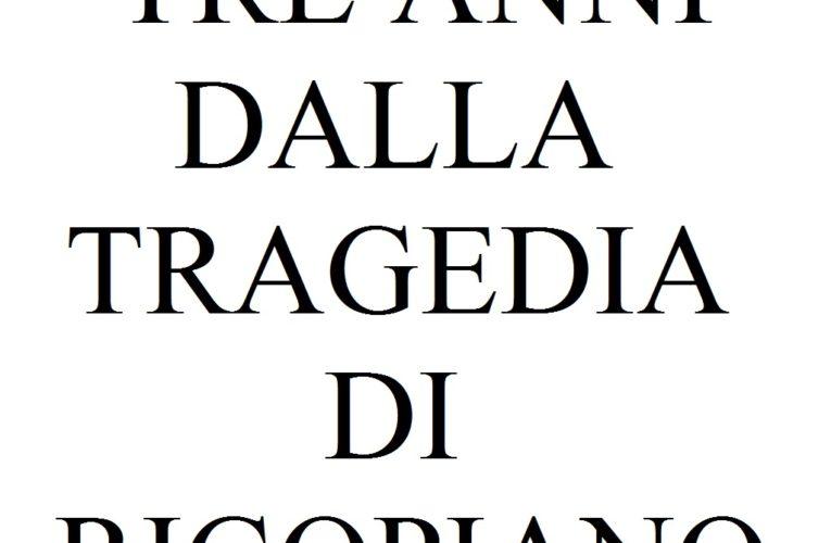 Tre anni dalla tragedia di Rigopiano