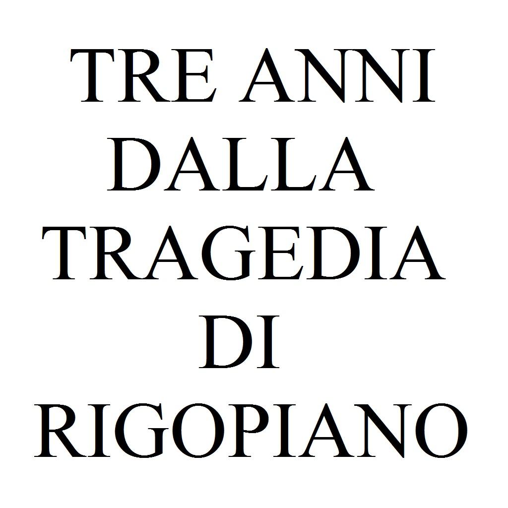 Tre anni dalla tragedia di Rigopiano foto