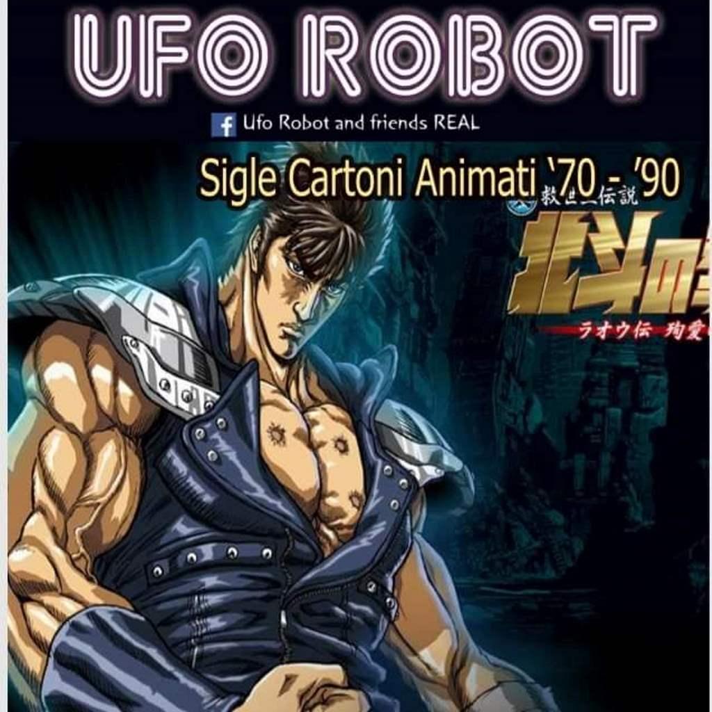 Ufo Robot live al Siren's Corner locandina