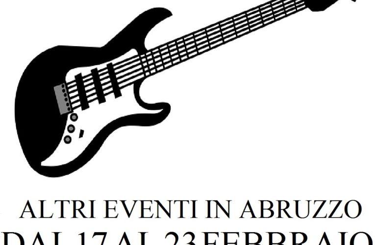 Eventi in Abruzzo febbraio 2020 dal 17 al 23