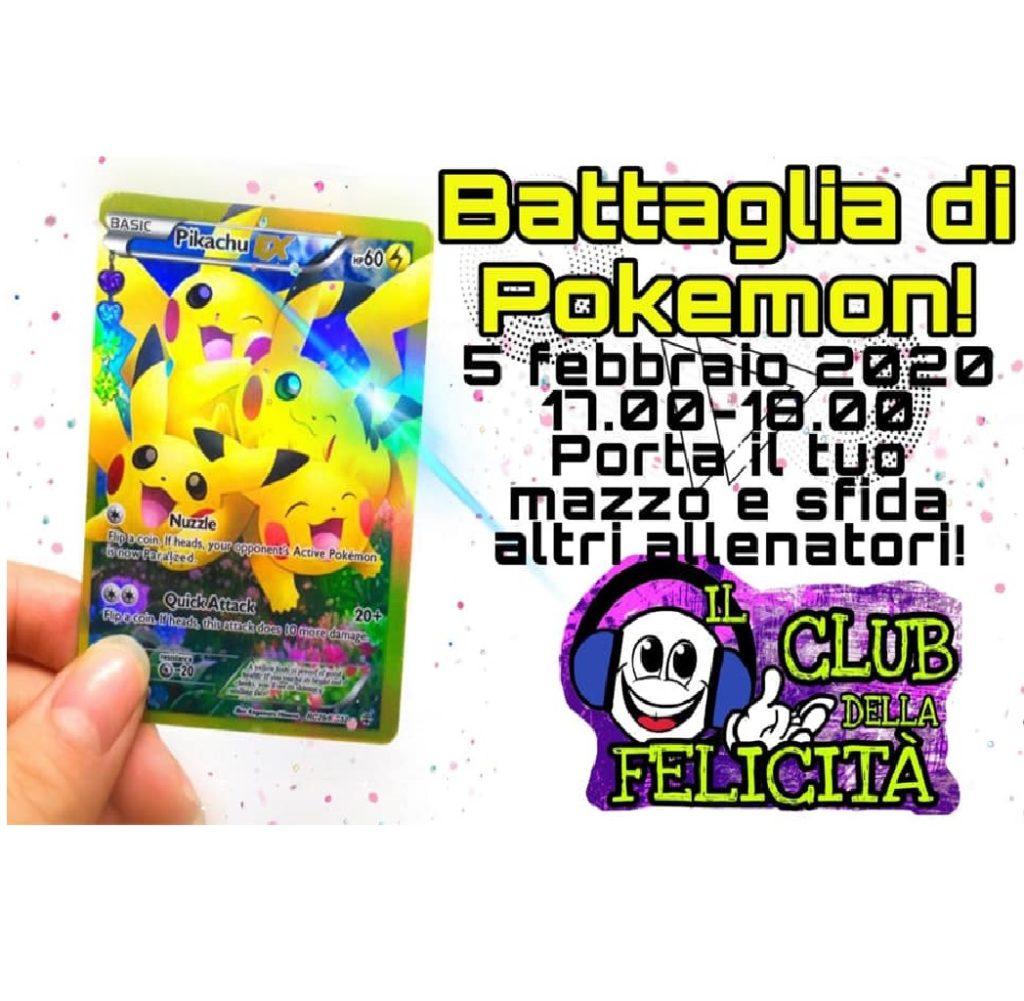 Battaglia di Pokemon presso Il Club Della felicità Kids a Pescara foto