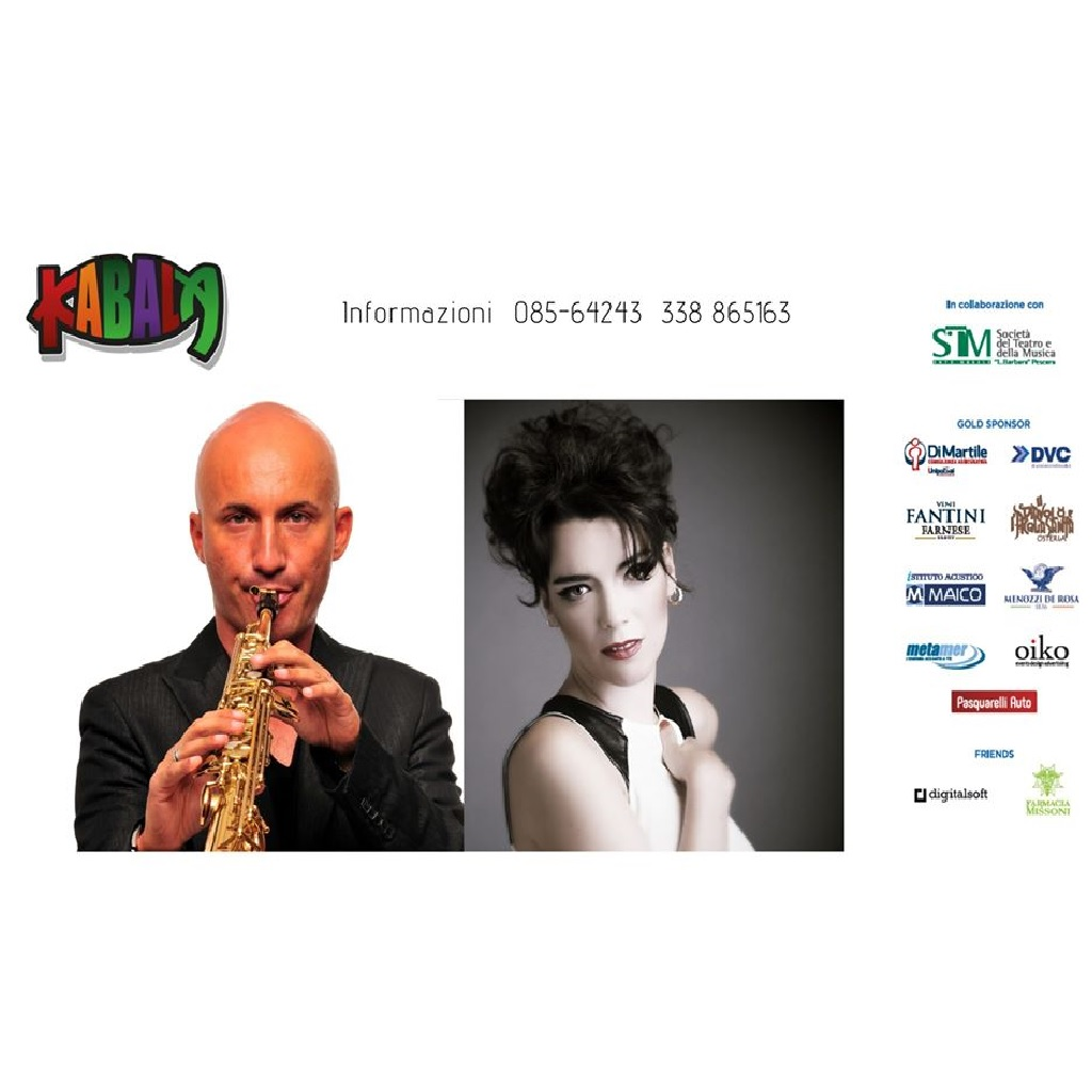 Gianluca Esposito 4et special guest Greta Panettieri a Il Diavolo e L'Acquasanta c-o Caffè Letterario a Pescara foto