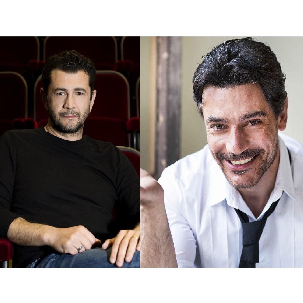 I soliti ignoti con Vinicio Marchioni e Giuseppe Zeno al Teatro Comunale ad Atri (Te) foto