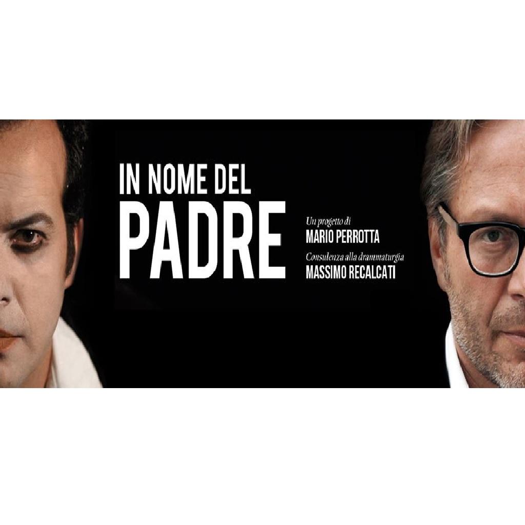In nome del padre di e con Mario Perrotta al Teatro Gianni Cordova a Pescara foto
