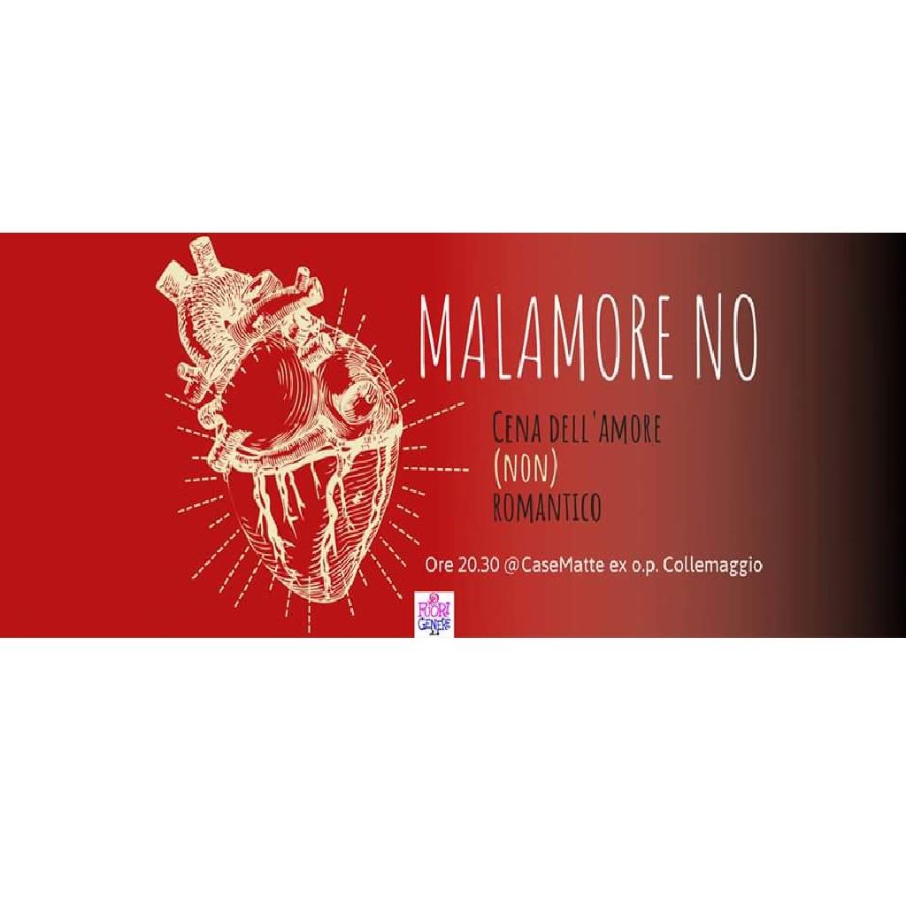 Malamore no al CaseMatte a L'Aquila foto