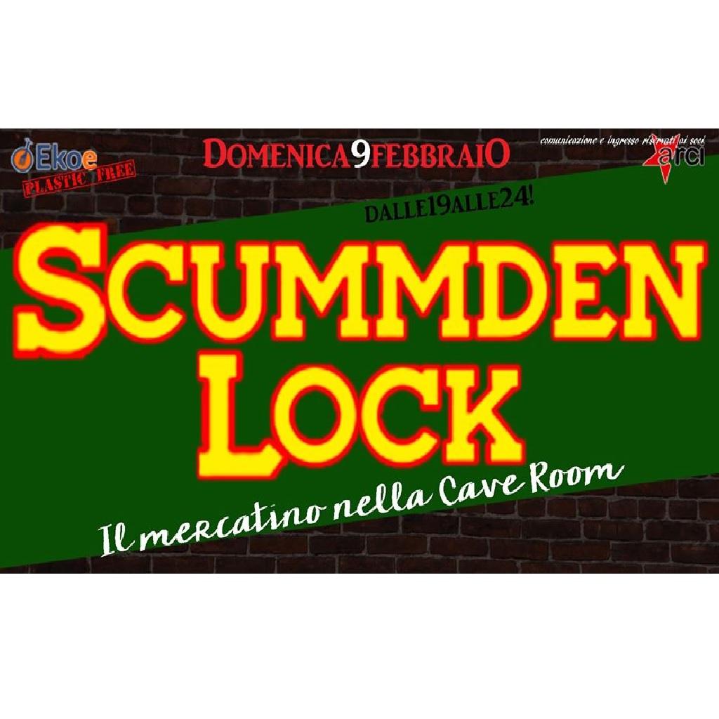 Scummden Lock - il mercatino indipendente nella Cave Room allo Scumm a Pescara foto