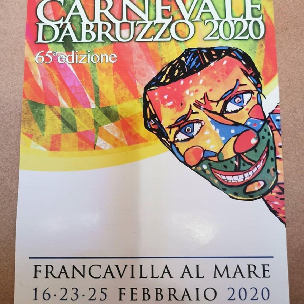 Si apre oggi il Carnevale a Francavilla al Mare foto