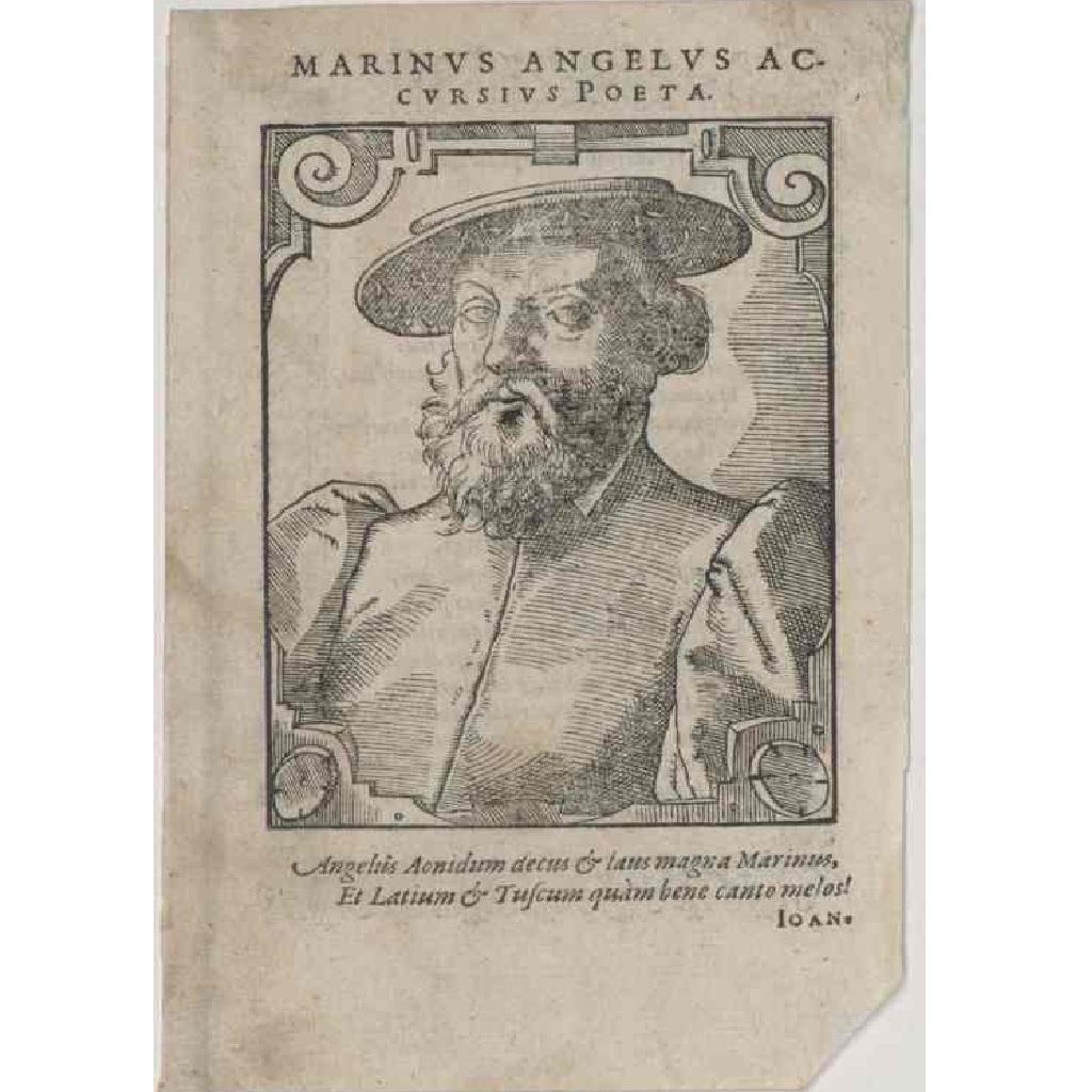 Accursio Mariangelo, umanista, filologo e archeologo foto