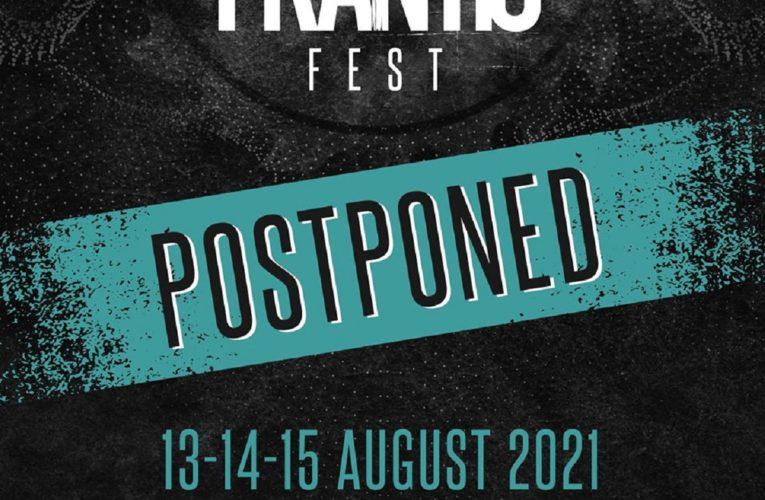 Frantic Fest rinviato ad agosto 2021
