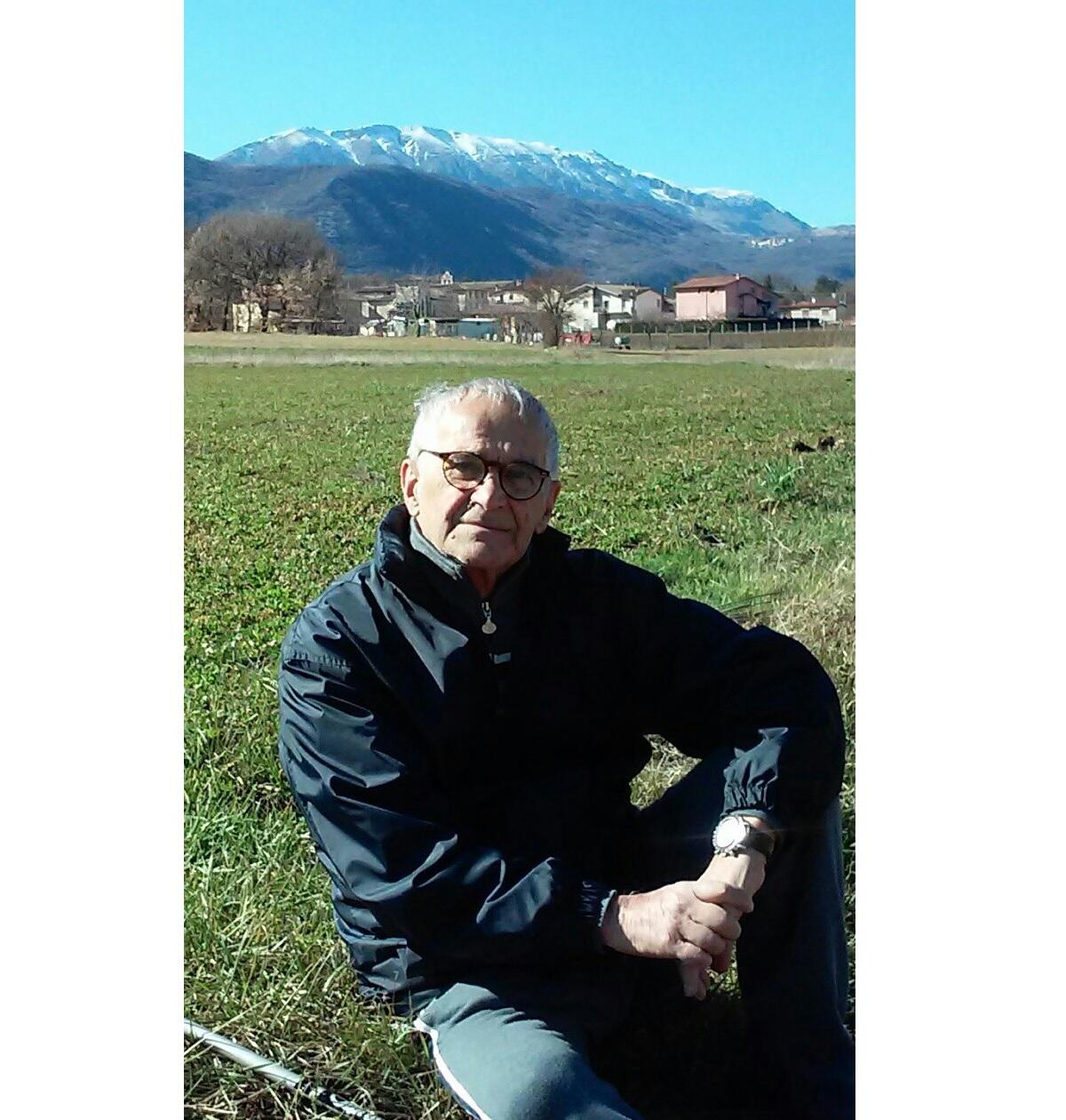 Gino Tomassi artista della fotografia e scrittore foto