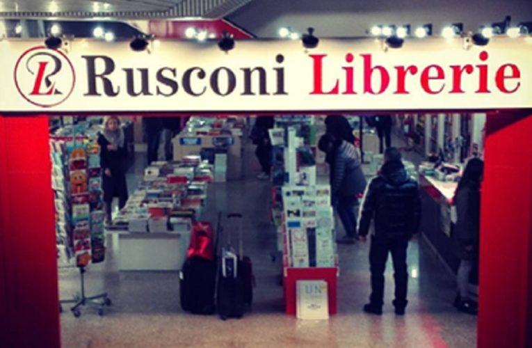 La libreria dentro la stazione di Pescara domani 14 aprile non riaprirà