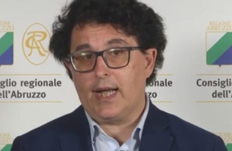 """Blasioli insoddisfatto del """"Cura Abruzzo 2"""""""
