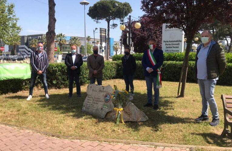 Ottavio De Martinis ricorda i tre piloti morti nel 2005