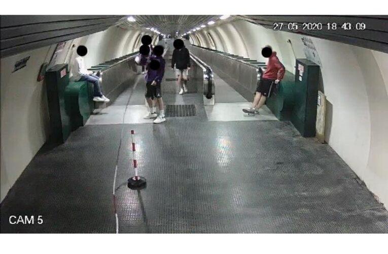Pierluigi Biondi condanna vandali del tunnel di Collemaggio