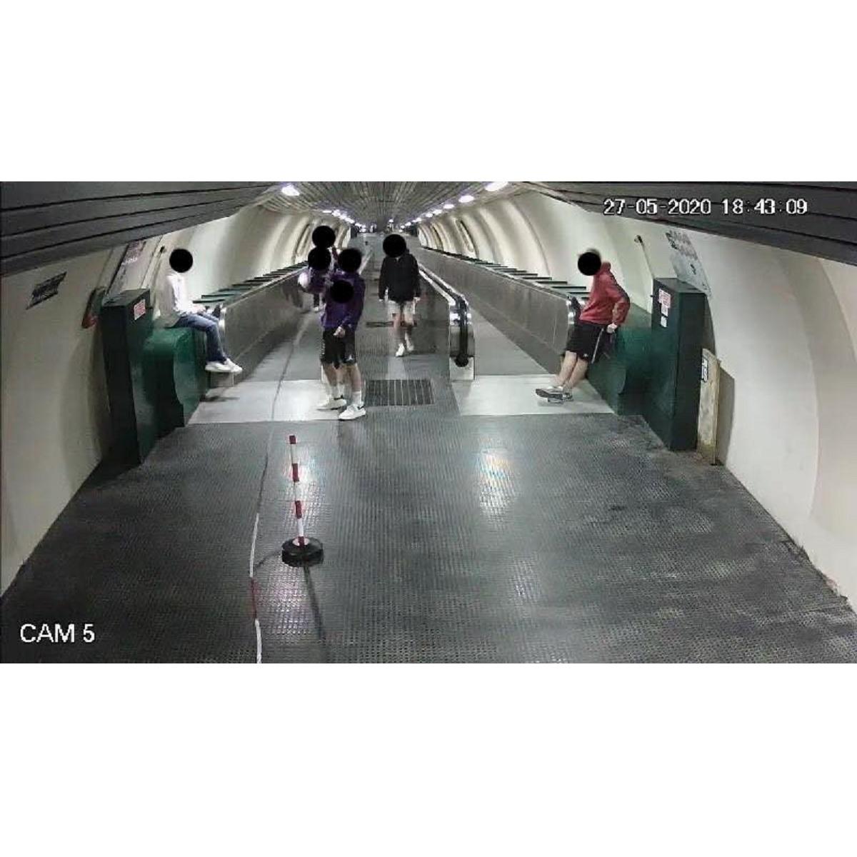 Pierluigi Biondi condanna i vandali del tunnel di Collemaggio foto