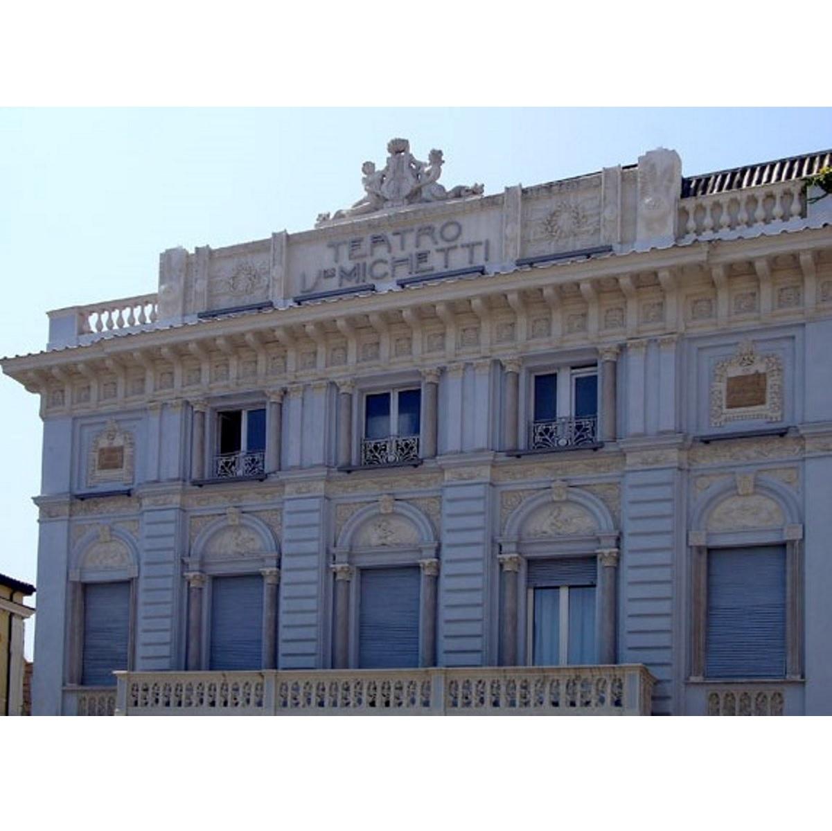 Teatro Michetti lunedì 18 maggio 2020 ripartono lavori