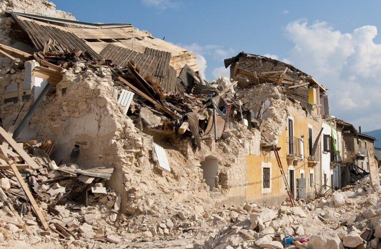 Terremoto Abruzzo 1984: Parco Nazionale d'Abruzzo
