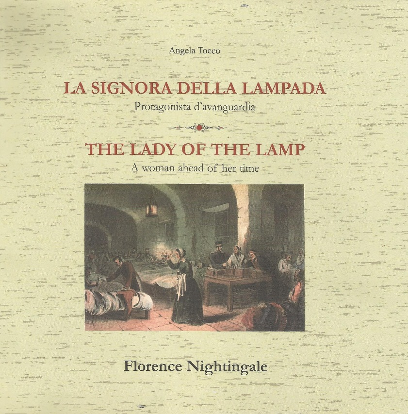 Angela Tocco - La Signora della Lampada copertina