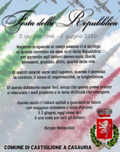 2 giugno Castiglione a Casauria foto