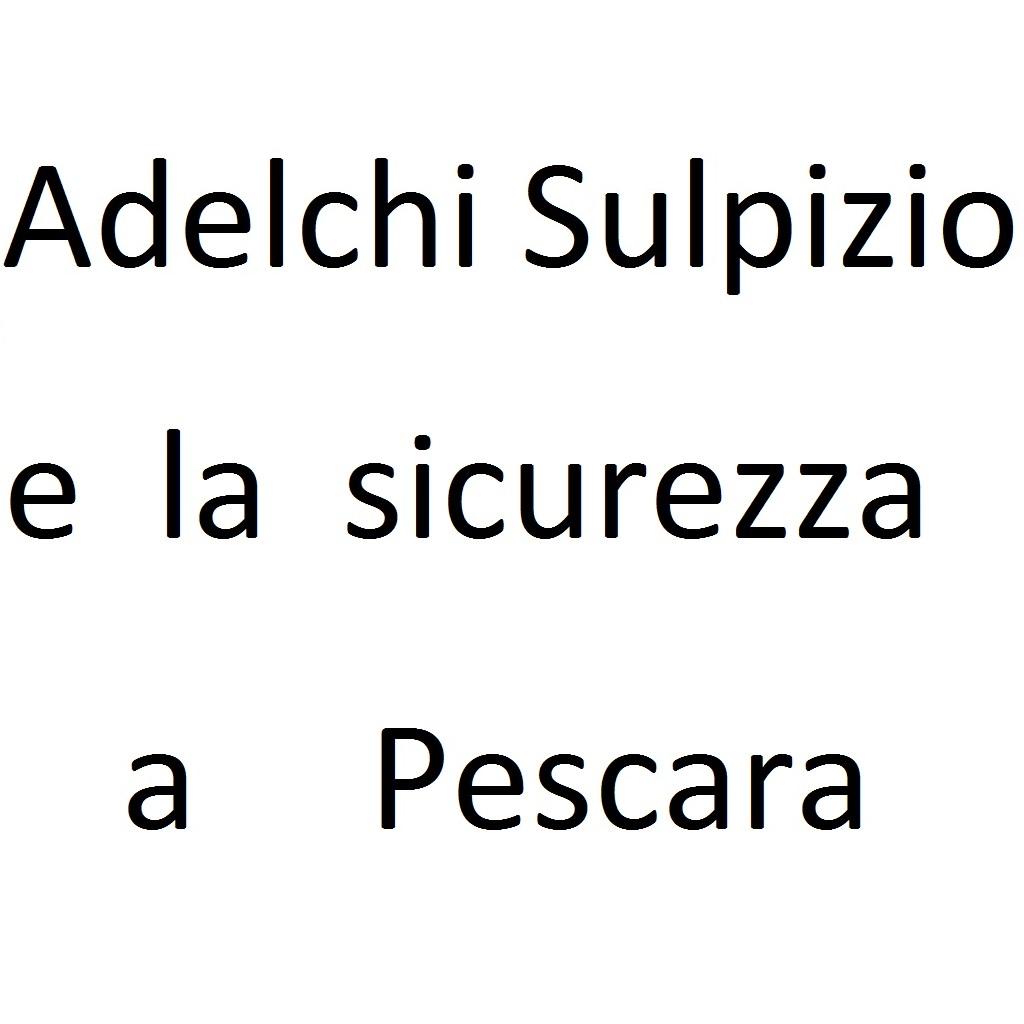 Adelchi Sulpizio e la sicurezza a Pescara foto