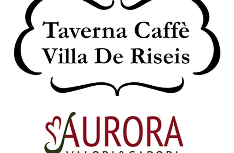 Riapre il Taverna Caffè Villa De Riseis a Pescara