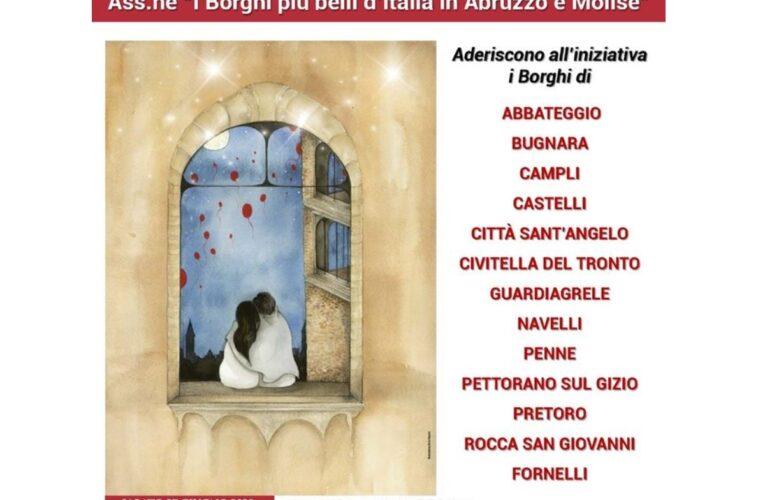 """Sabato 27 giugno 2020 """"La notte romantica"""" di Penne"""