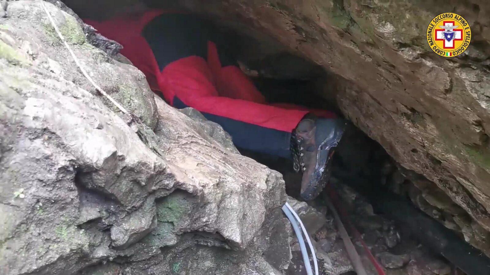 Morto speleologo 42 anni a Roccamorice