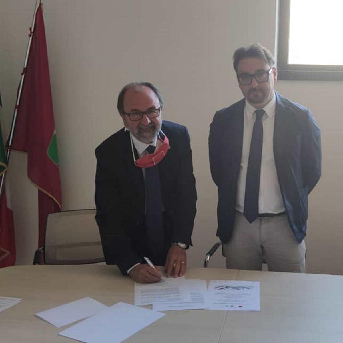 Teramo Cittadella della Cultura firmato accordo definitivo foto