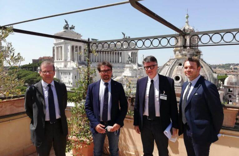 Teramo: Incontro a Roma fra Sindaco e vertici ANAS