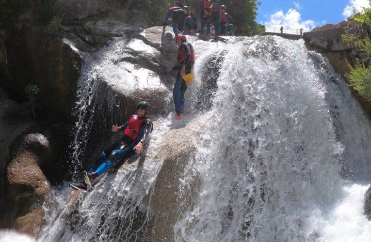 Valle Dell'Aventino regno delle attività sportive outdoor