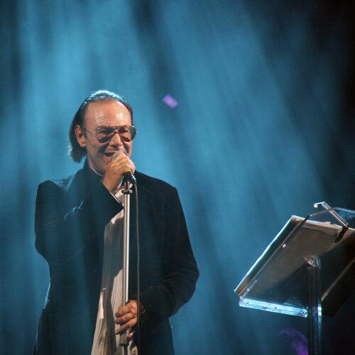 Concerto Antonello Venditti Perdonanza 2020 a L'Aquila