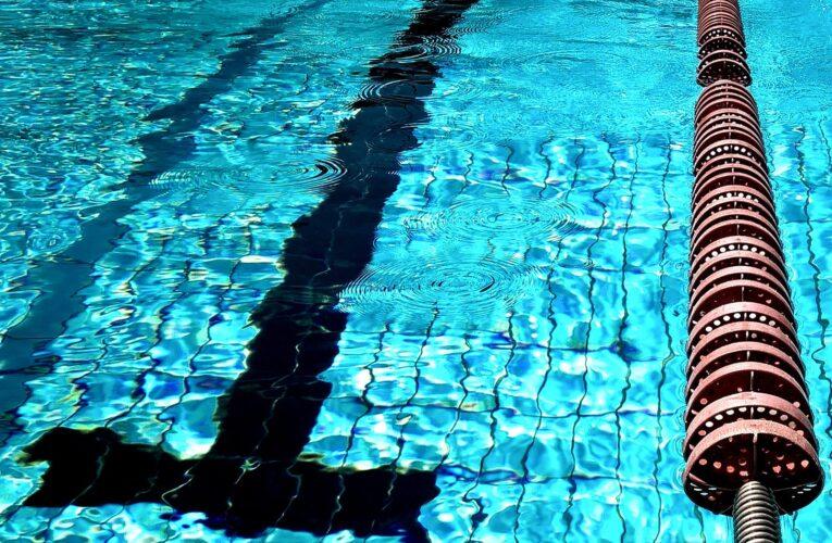 Rosolino al campus acquatico 2021 di Chieti