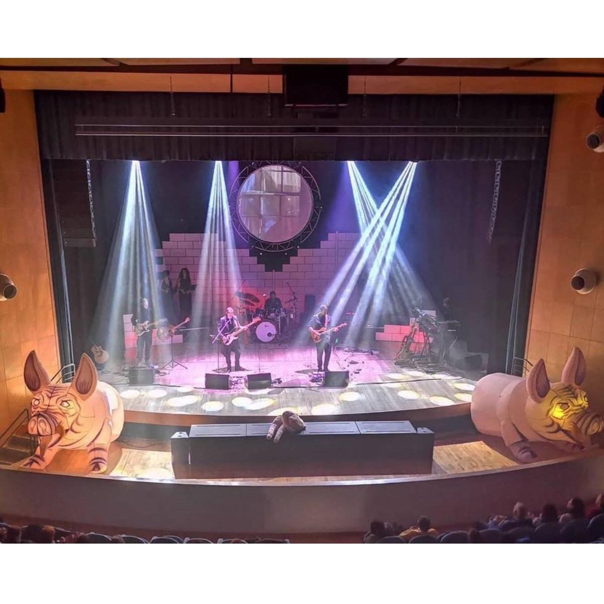 Paintbox in concerto a Pescara il 29 agosto 2020 foto