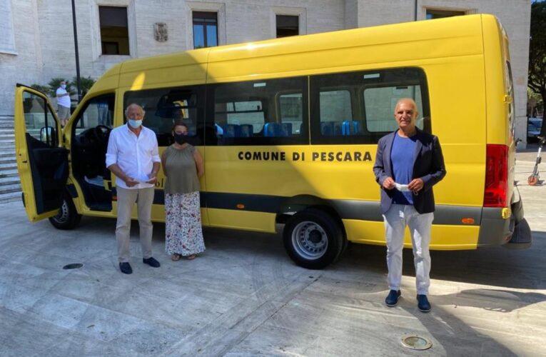 Pescara: Si va verso la sostituzione degli scuolabus