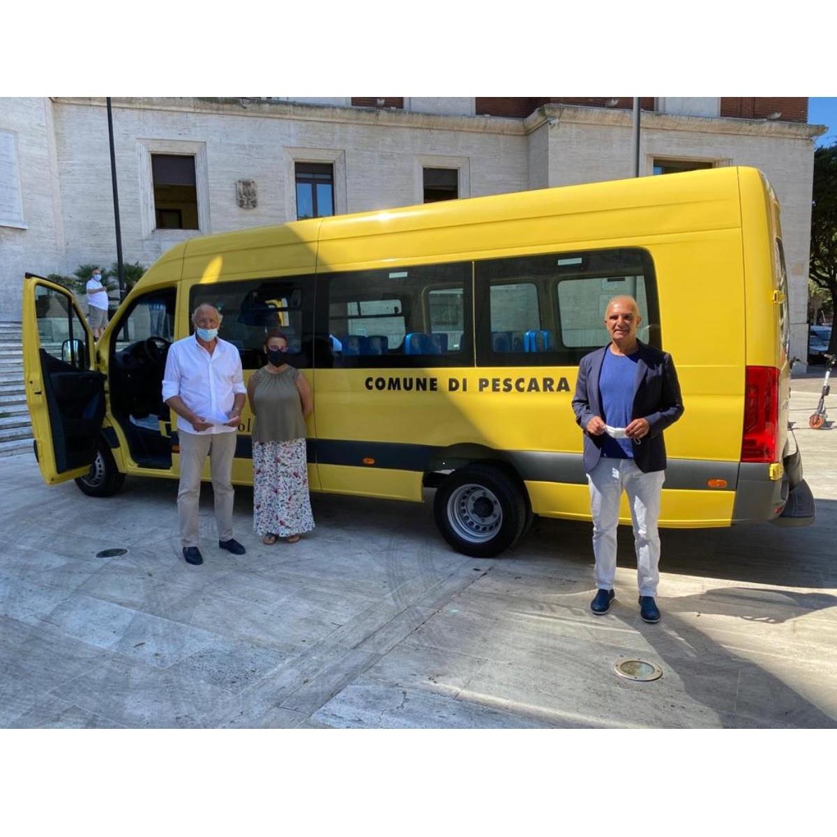 Pescara Si va verso la sostituzione degli scuolabus foto