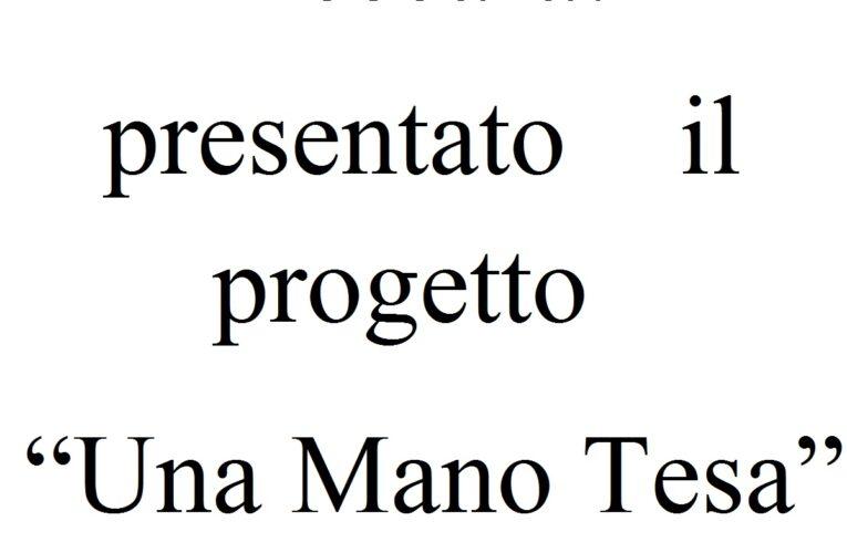 """Pescara: il progetto """"Una Mano Tesa"""""""