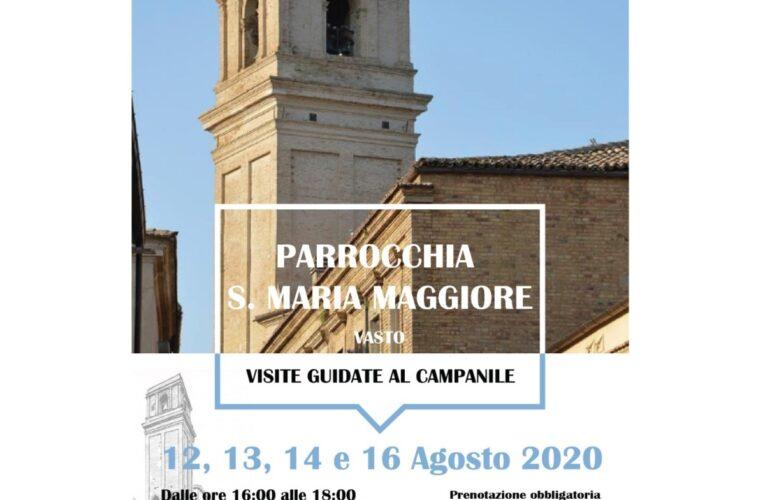 Visitare Santa Maria Maggiore di Vasto ad agosto 2020