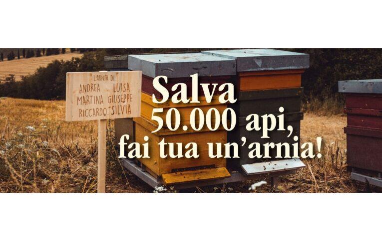 Salva 50000 Api di ADI – iniziativa a favore delle api